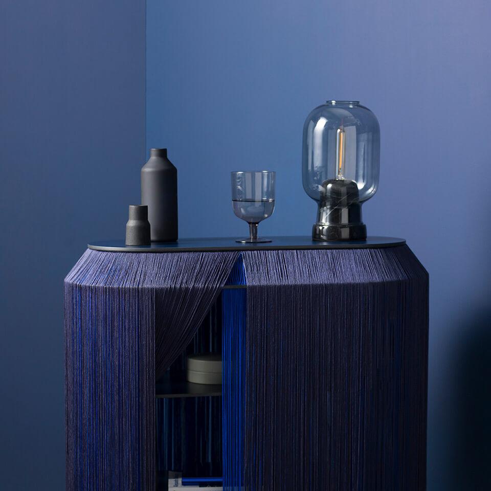 Ibride Baby Alpaga – Secret Furniture in Electric Blue