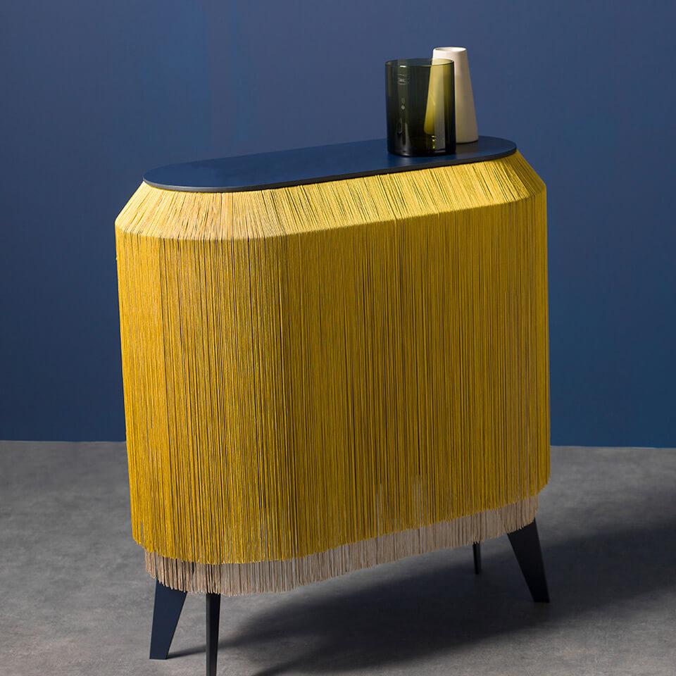 Ibride Baby Alpaga – Secret Furniture in Chic Gold