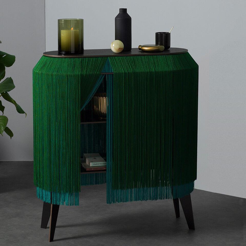 Ibride Baby Alpaga – Secret Furniture in Sparkling Green