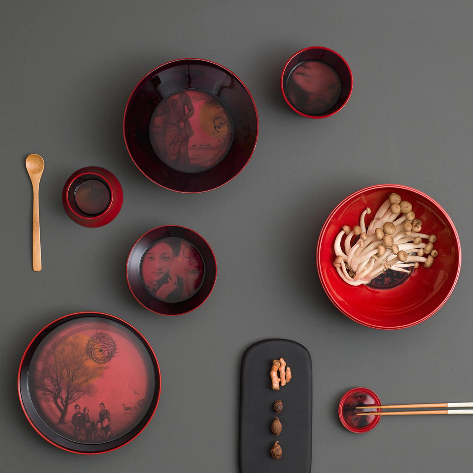 Ming China Red