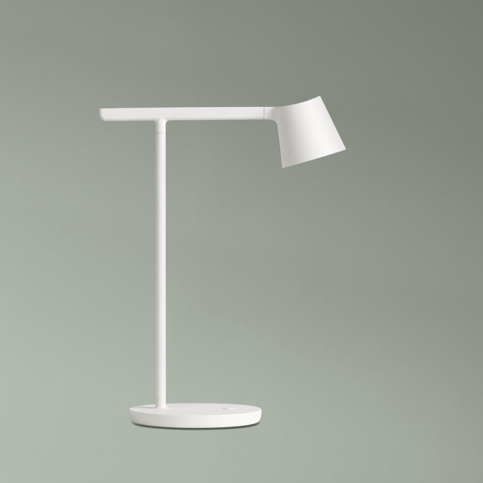 Tip Lamp - white