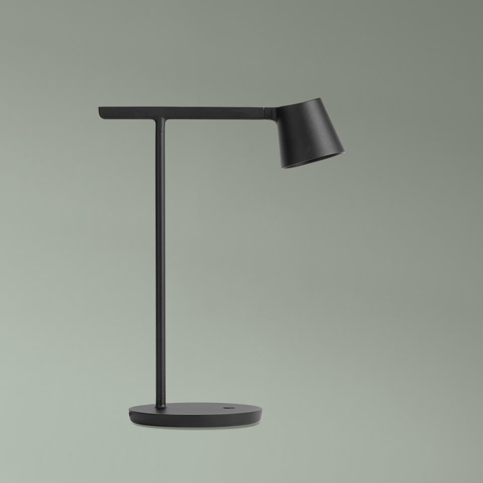 Tip Lamp - Black