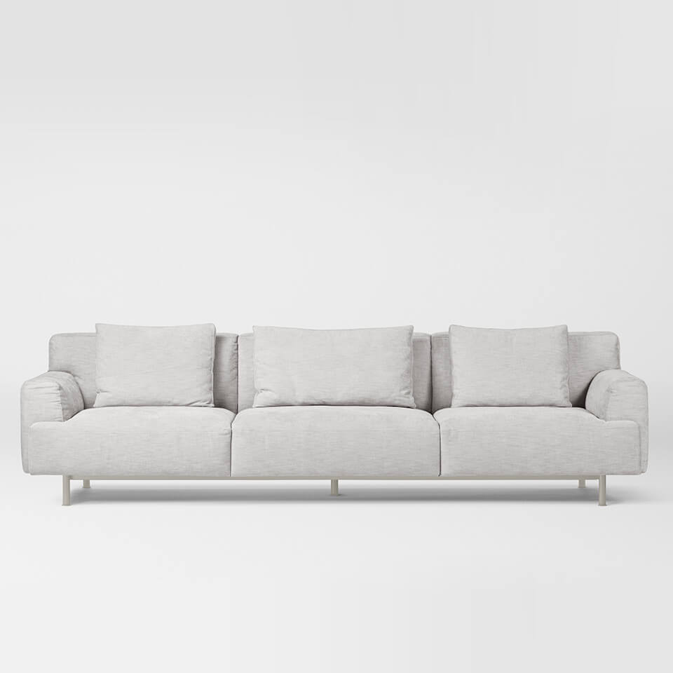 Million Plenty Sofa – 4 seater, 3 seater, Pouf