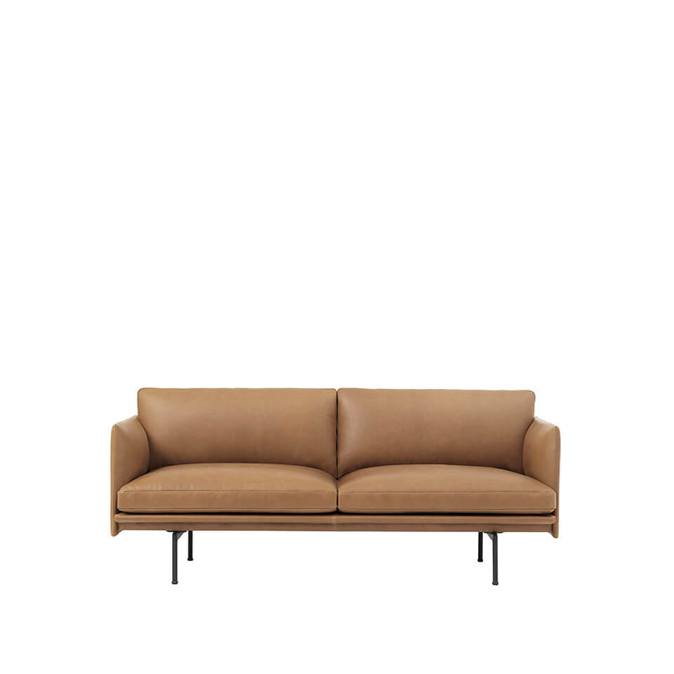 outline serie muuto sofa seater