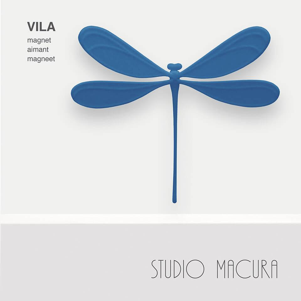 vila magnet studio macura libelle