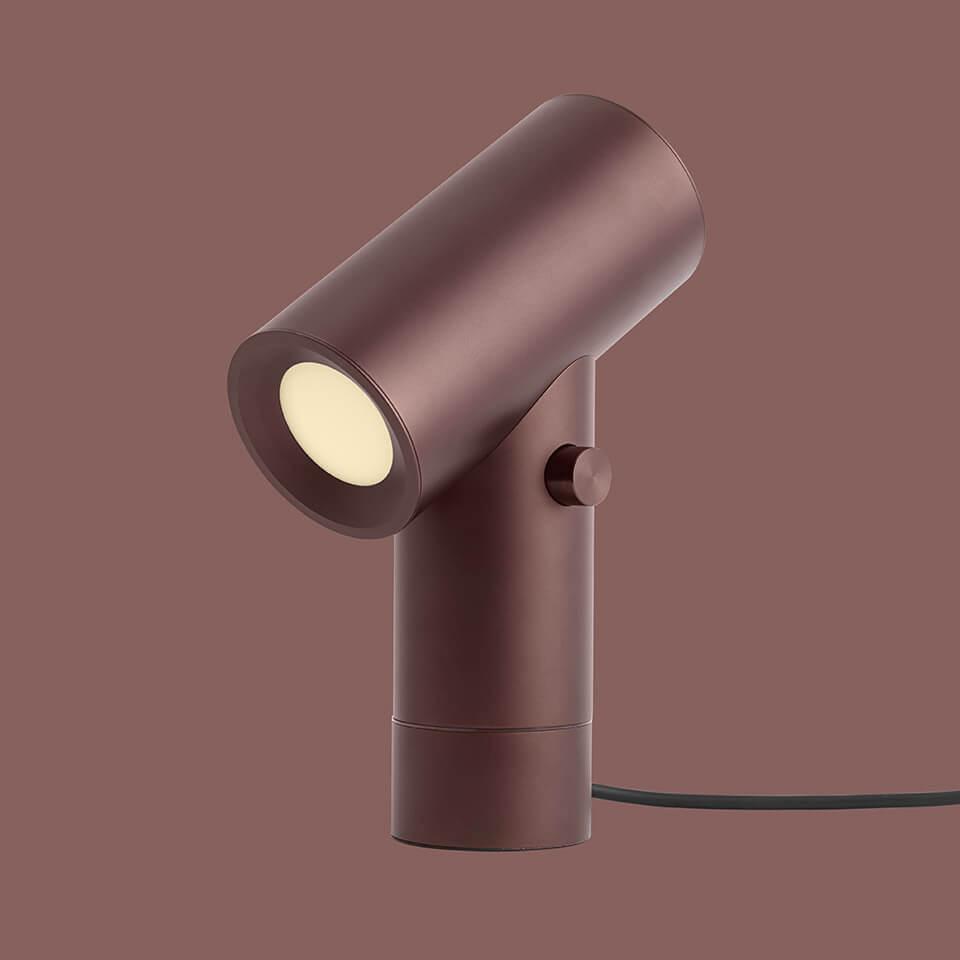 muuto beam lamp tom chung