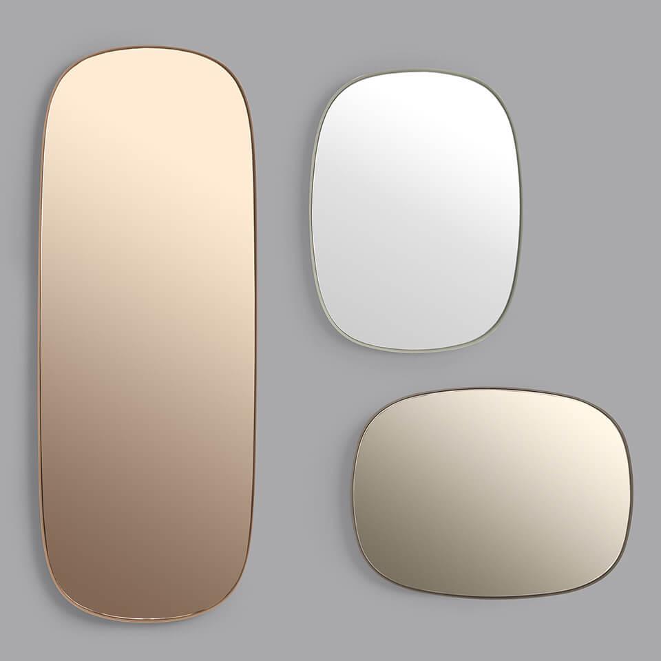 muuto framed mirror spiegel