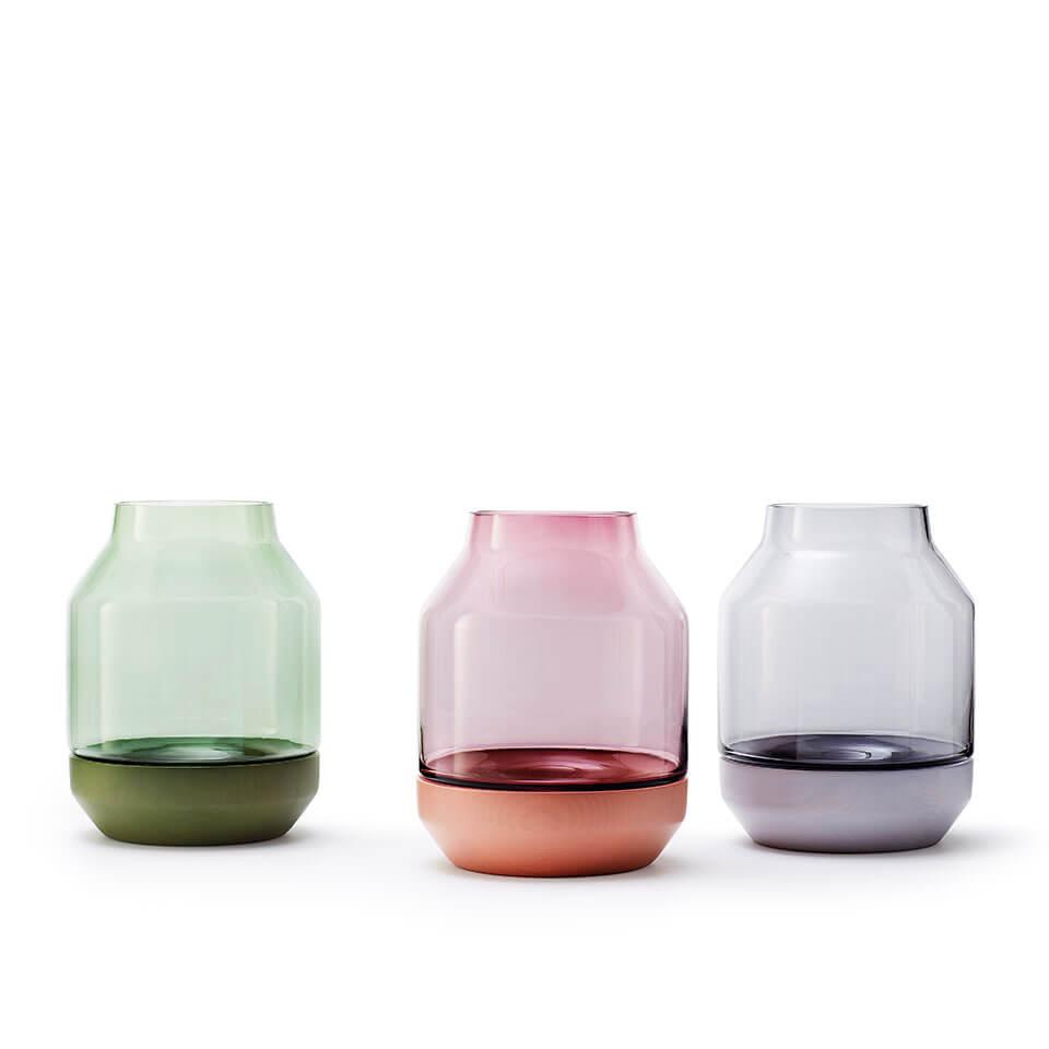 elevated vase muuto thomas bentzen
