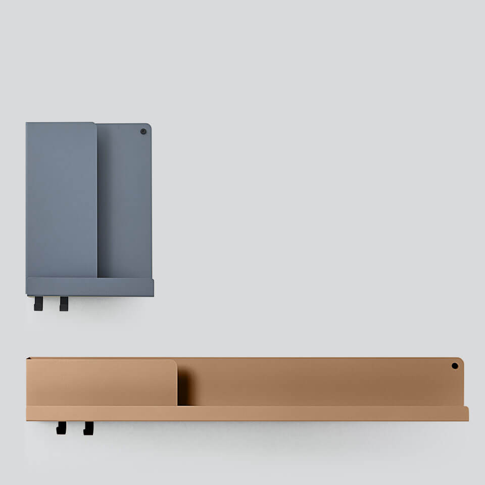 folded shelves muuto wandregal