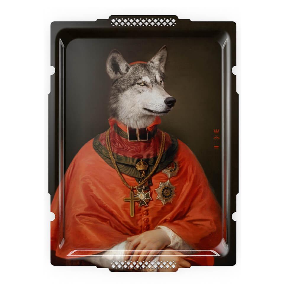 le loup l'agneau ibride les fables tablett