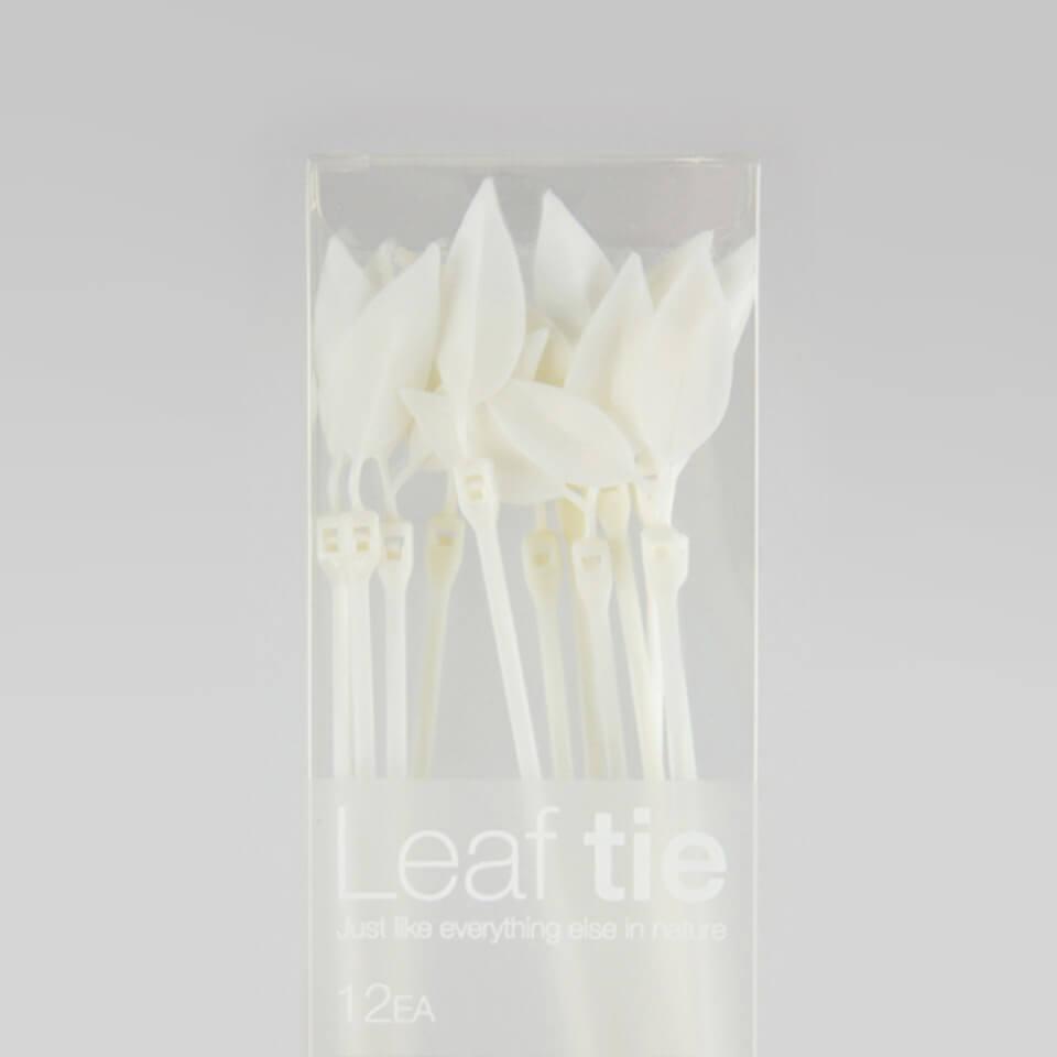 leaftie lufdesign kabelbinder blatt blaetter