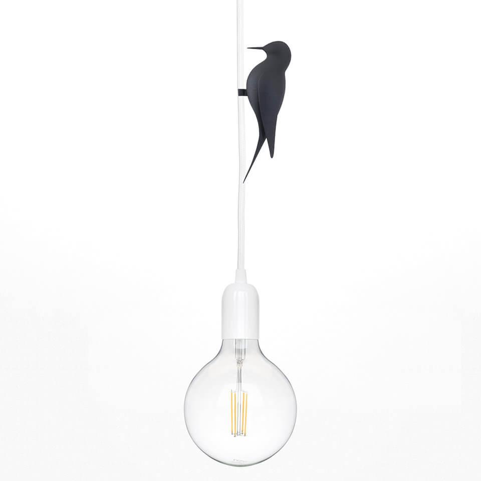 leti studio macura lamp leuchte vogel