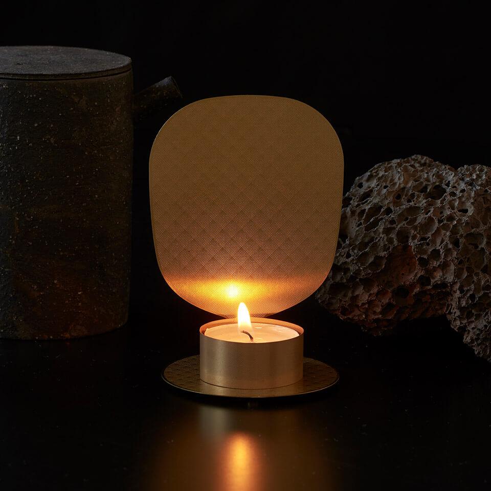 list studio macura candle teelicht