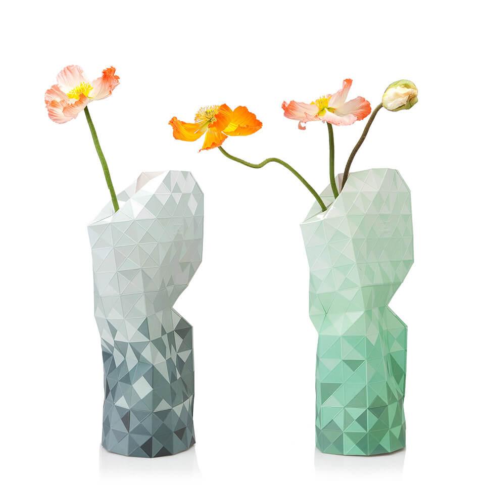 paper vase cover pepe heykoop papier vase