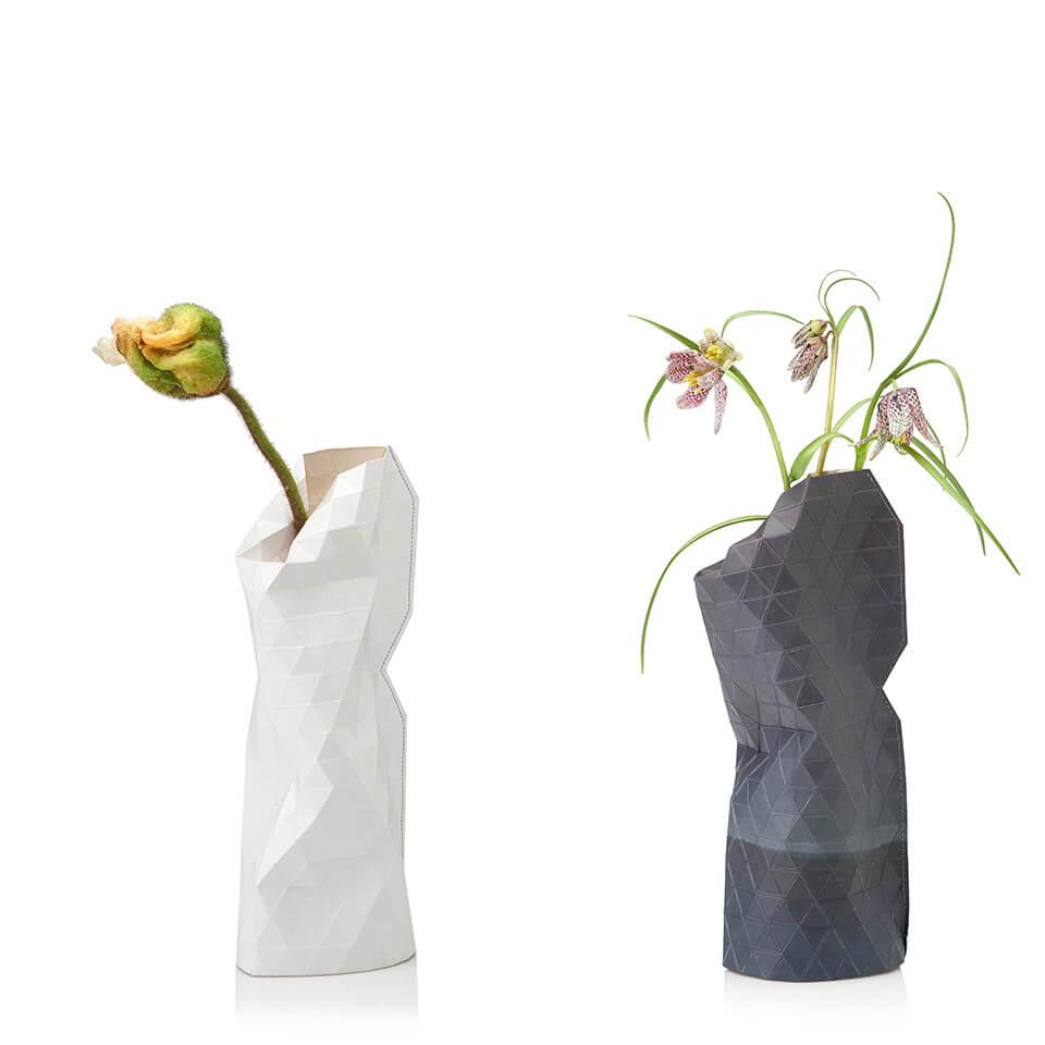 paper vase cover small pepe heykoop papier vase