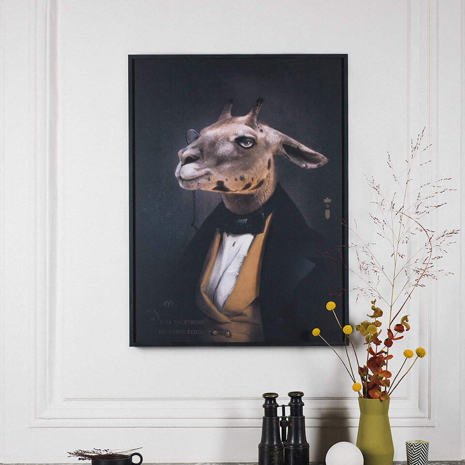 portraits ibride tiere collector
