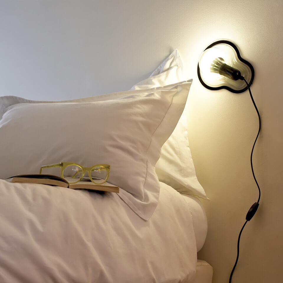sticky lamp droog wandleuchte