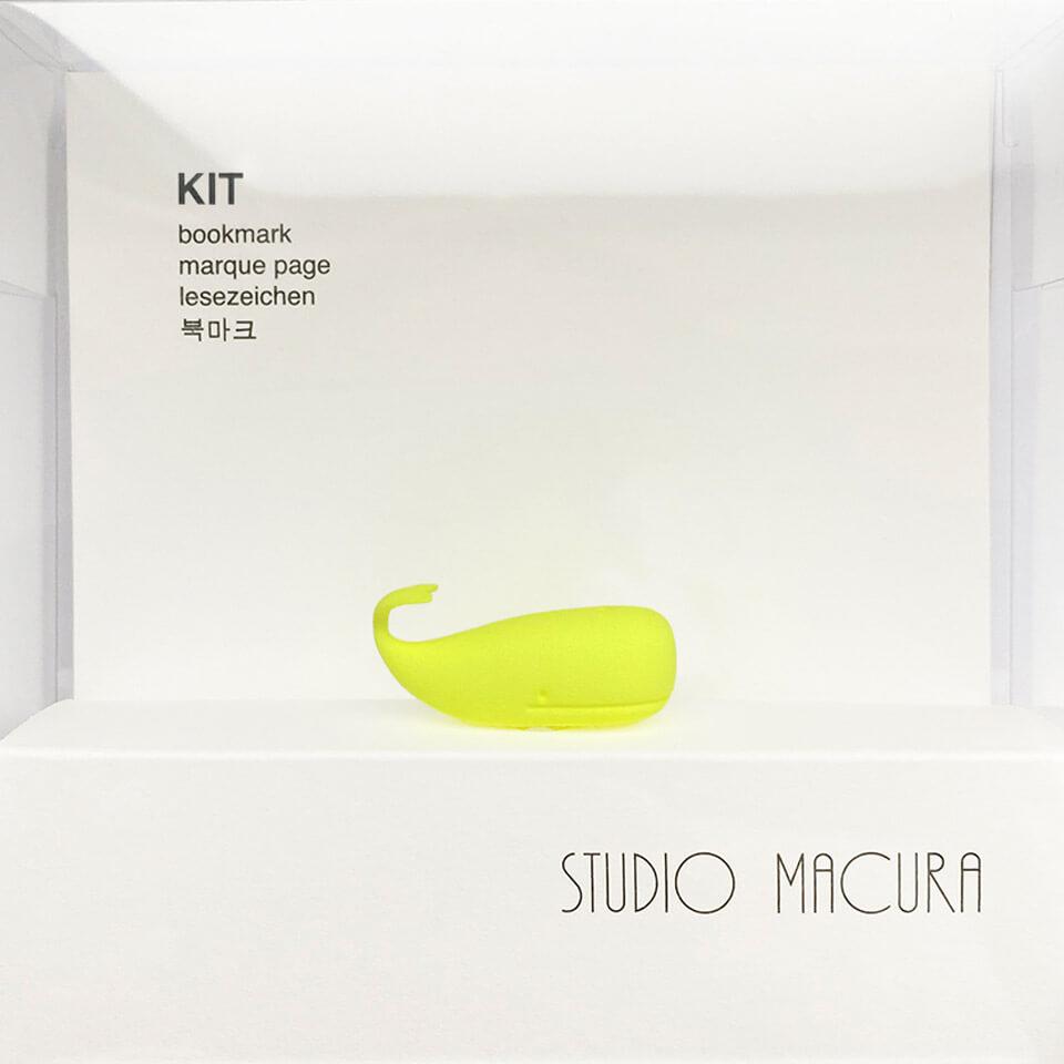 studio macura kit bookmark lesezeichen
