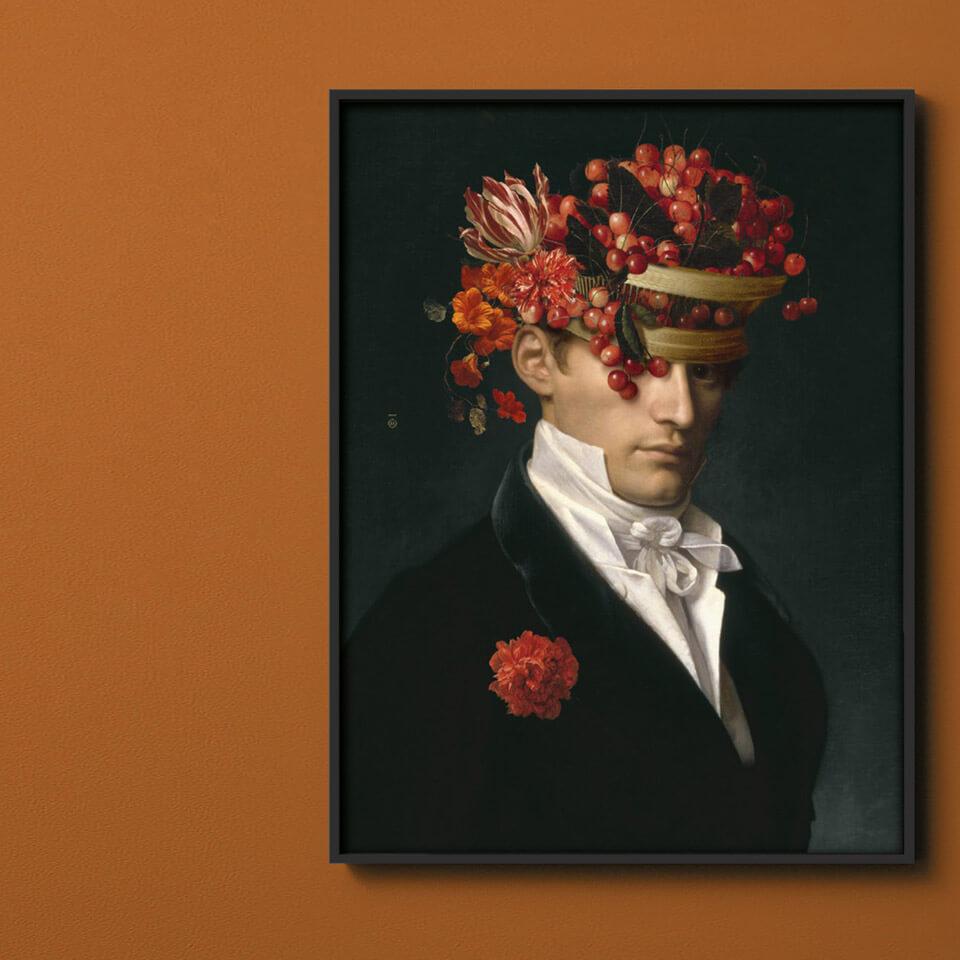garance aimé ibride collector portrait